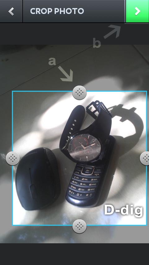 Cara edit foto photo dengan memberi efek foto aplikasi instagram - 2