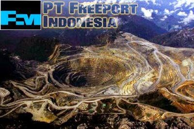 Freeport Indonesia union plans one-month strike at copper mine