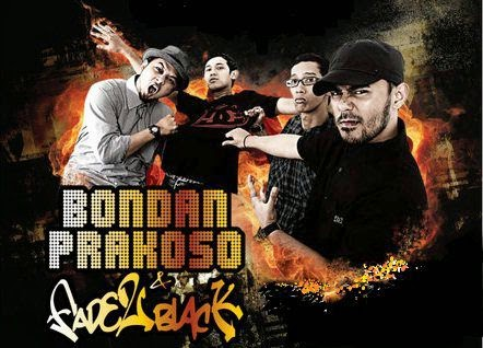 Download + Lirik Bondan Prakoso Bumi Ke Langit (feat Fade2Black)