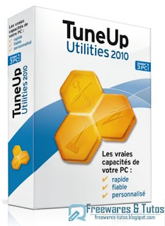 tableur gratuit TuneUp+Utilities+2010