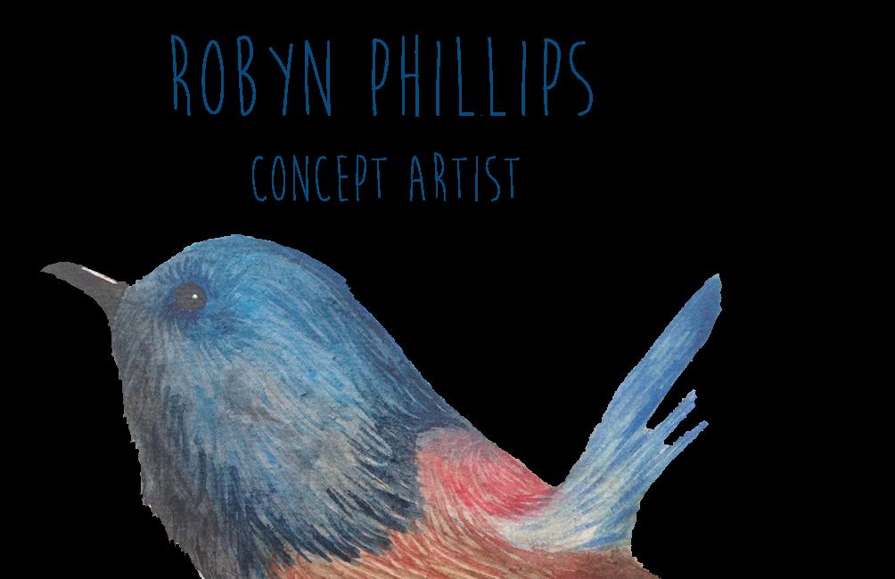 Robyn Concept Artist