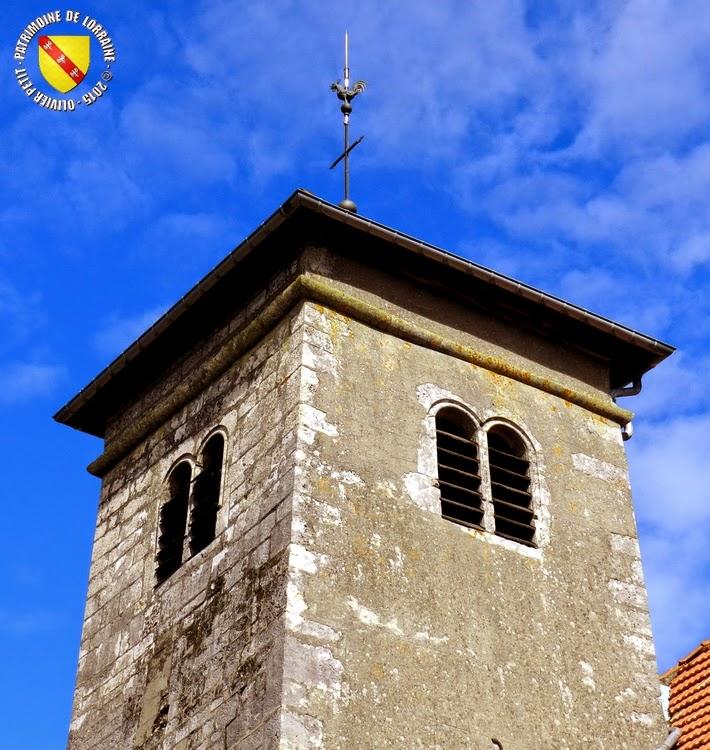 RUPPES (88) - Eglise Saint-Gengoult