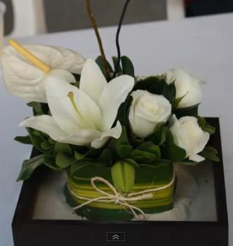Arreglos florales para tu boda esta primavera - Imagenes De Arreglos De Flores Naturales Para Boda