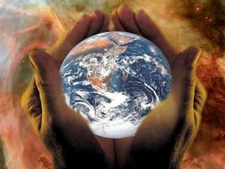 tus manos protegen el mundo