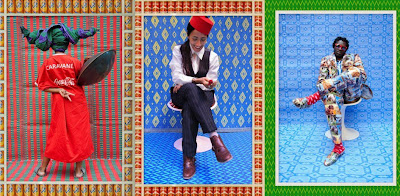 Hassan Hajjaj's rockstar portraits