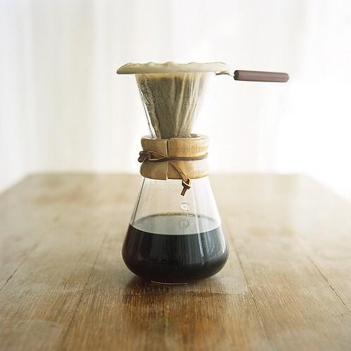 Otis & Otto Journal: CHEMEX FOR COFFEE HEADS
