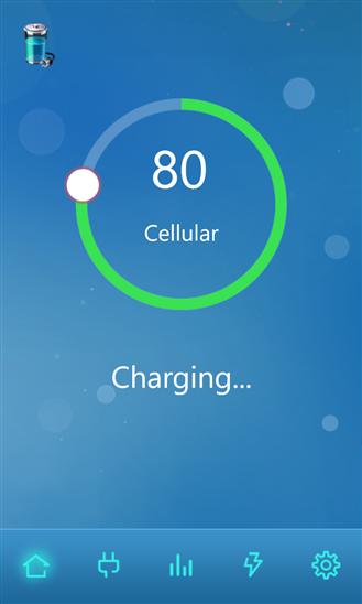 طبيب البطارية تطبيق مجاني للحفاظ علي وزيادة عمر البطارية لويندوز فون ونوكيا لوميا  Battery doctor xap