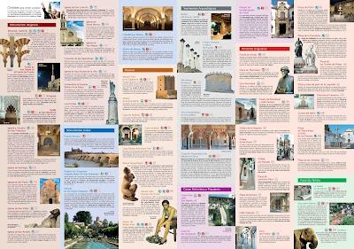 Lugares de interés en Córdoba España-Best places to visit in Córdoba Spain