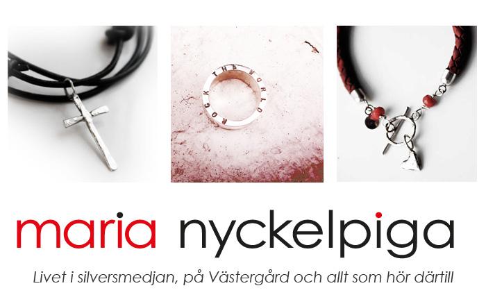 Maria Nyckelpiga - Livet i min silversmedja, på gården och allt som hör därtill