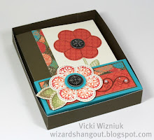 A2 Tray-Style Card Box