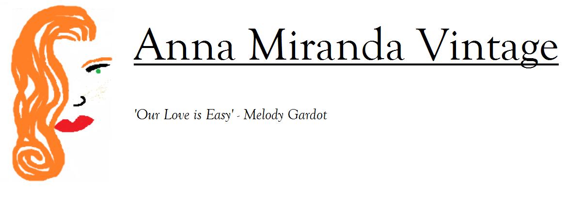 Anna Miranda Vintage