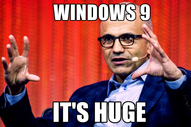 Windows 9 Latest News