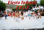 FIESTA INFANTIL 2013