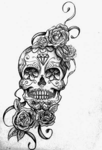 ♥ ♫ ♥ Skull Tattoos  ♥ ♫ ♥