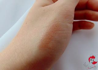 Astor Lipbutter - Caramel Envy - Swatch - www.annitschkasblog.de
