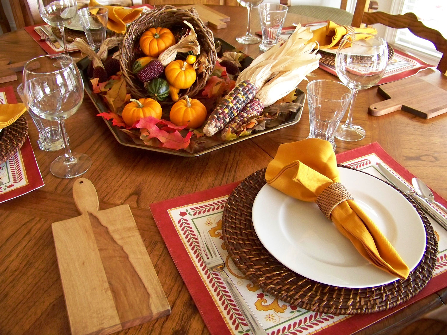 Fall Table Settings Brilliant Of Fall Table Setting Pictures