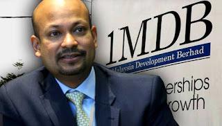 1MDB: Arul akan dipanggil kali kedua oleh PAC