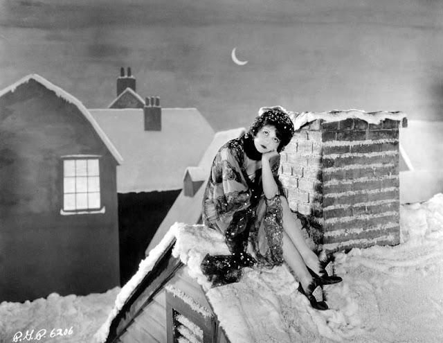 Clara Bow Christmas