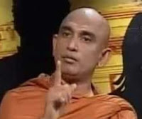 If Mahinda and his disgraced clan set come in we will not be with the Alliance - Rathana thero