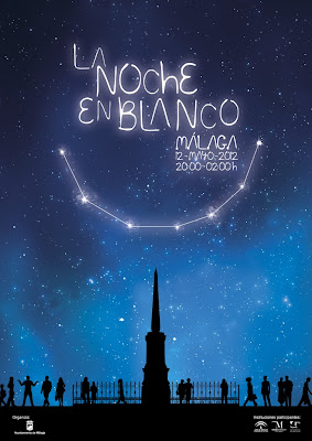 La Noche en Blanco Mlaga
