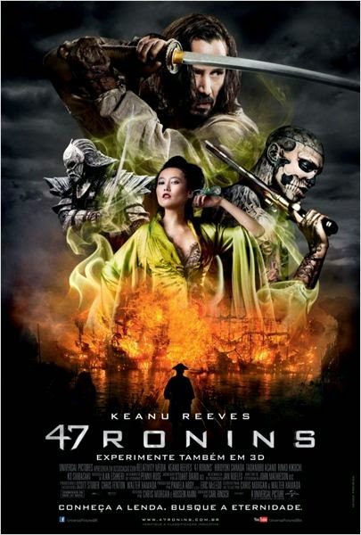 Os 47 Ronins  BDRip AVI e RMVB Legendado