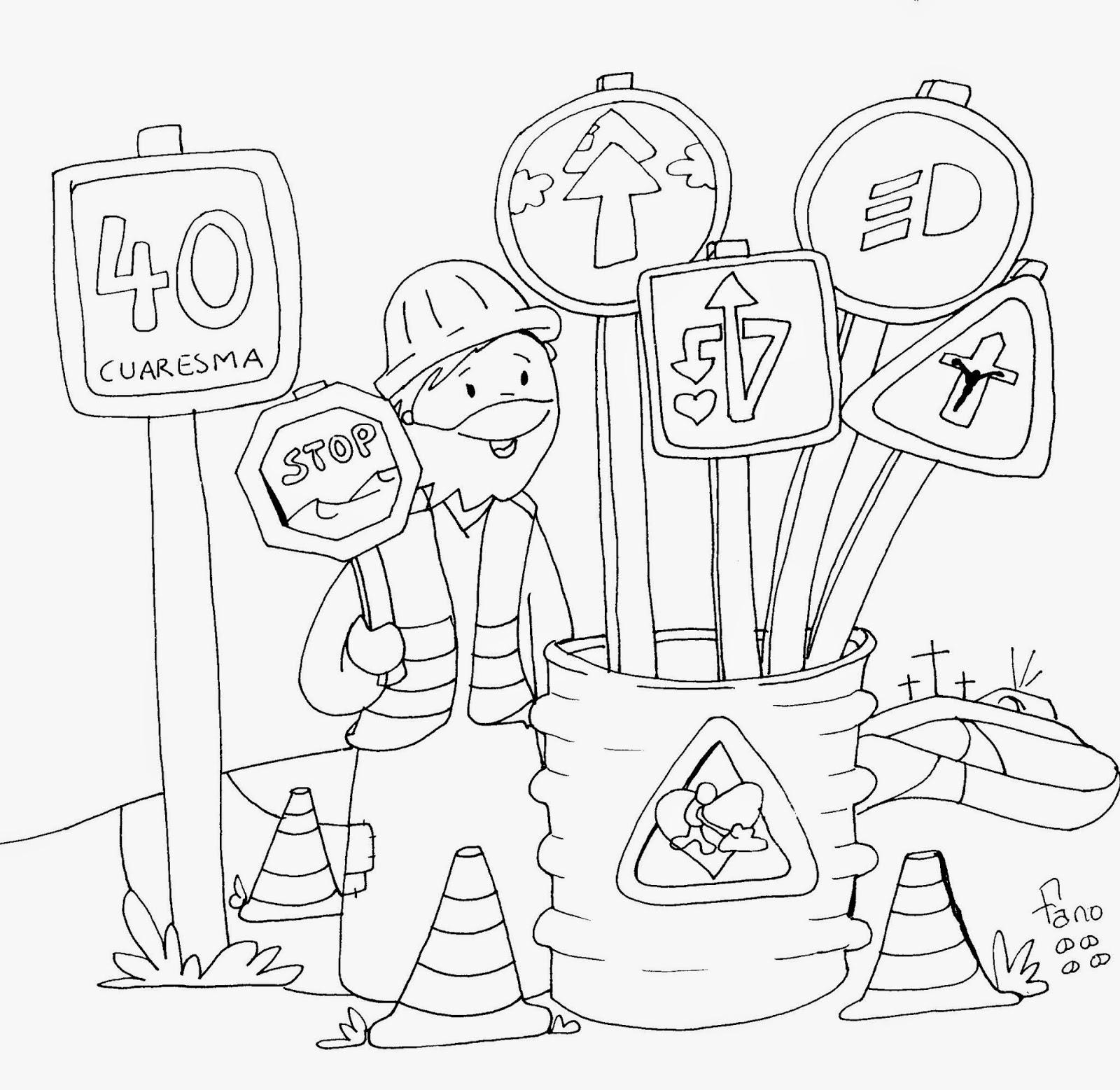 La Catequesis (El blog de Sandra): Dibujos de Patxi Fano para ...
