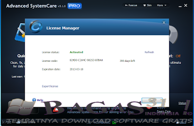 Advanced System Care Pro 5.1 Full Serial 2
