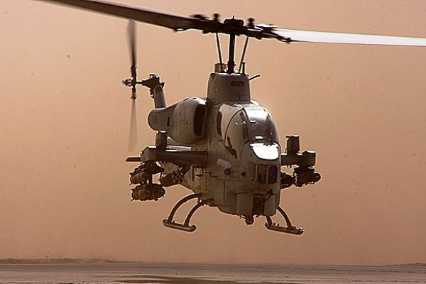 Bell AH-1W Super Cobra