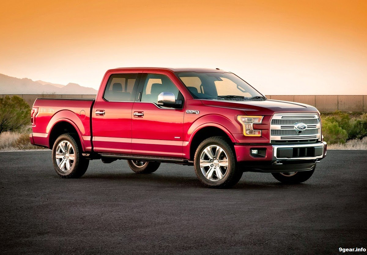 2015 ford f 150 pickup truck strongest f 150 ever car reviews new car pictures for 2018 2019. Black Bedroom Furniture Sets. Home Design Ideas