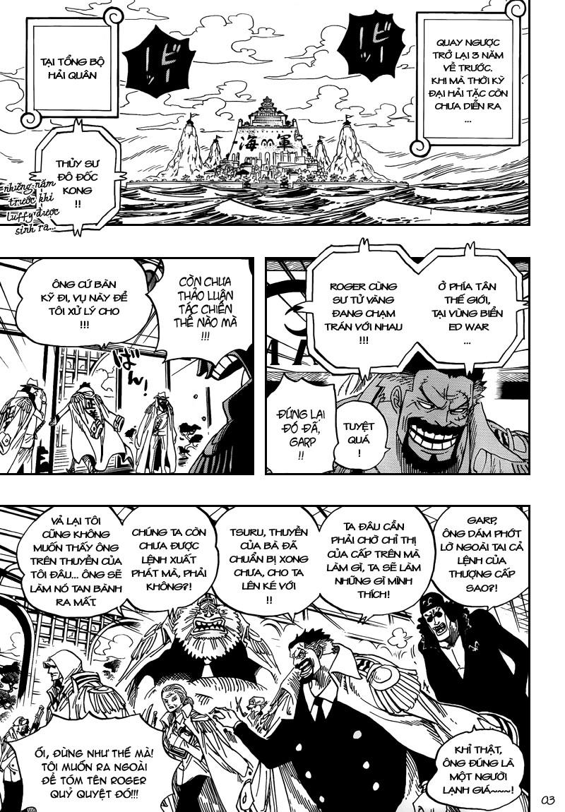 One Piece - Vua hải tặc Luffy tập 0 - 4