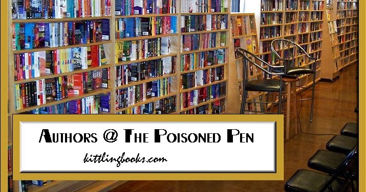 poisoned pen biography of christopher