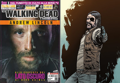 The Walking Dead Magazine #6 + La legge del Governatore