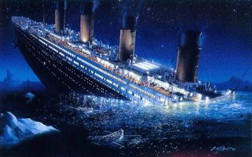 Video Of Original Titanic