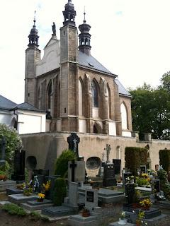 Bone Church of the Czech Republic