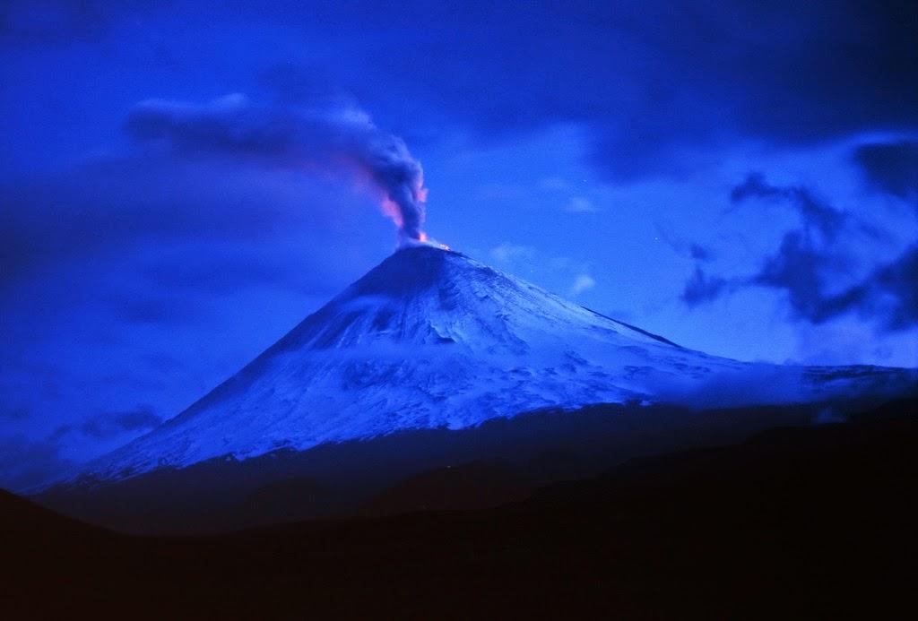 Volcanes de Kamchatka – Rusia
