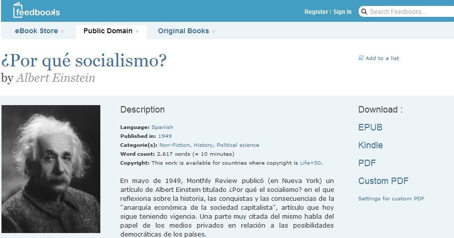 desde la cana libro recomendado 191 por qu 233 socialismo