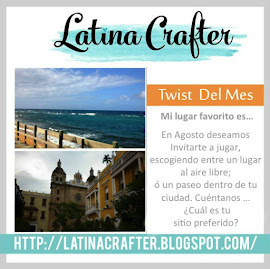 "Twist Mes de Agosto 2018 ""Mi lugar favorito"""