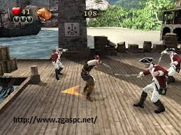 Download Game Disney Pirates of the Caribbean At World's End PS2 ISO For PC ZGAS-PC