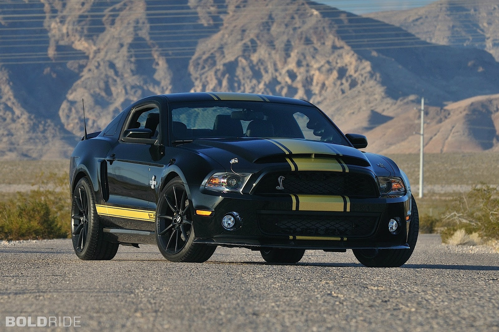 shelby announces 2013 gt500 super snake with up to 850 horsepower - 2011 Ford Mustang Shelby Gt500 With Shelby Super Snake Package