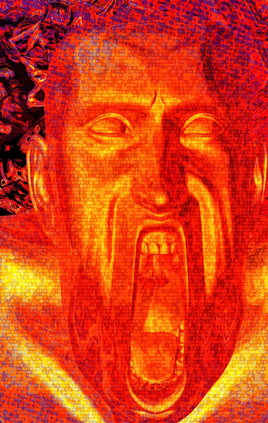 """Matt Lindley, """"The Scream"""", Ōe Kenzaburō  """"Zerwać pąki, zabić dzieci"""", Okres ochronny na czarownice, Carmaniola"""