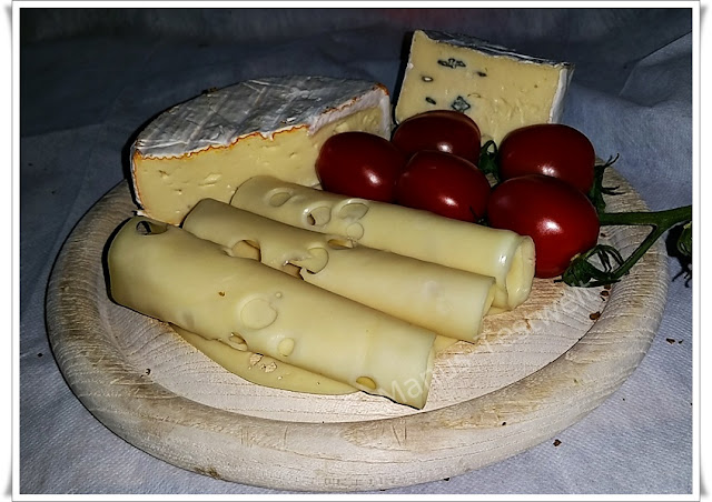 Bavaria Blu, Almkäse und Bergbauern Käse