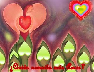 Querido, antes que pronuncies cualquier palabra, escucho como tu corazón me habla y pides más Amor, Yo te pregunto porque lo necesitas si tienes abundante Energía Mía en tu Centro Sagrado.