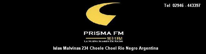 Prisma FM 103.1 Choele Choel Río Negro Argentina