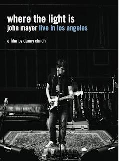 John Mayer Live Album - Where the Light Is (2008)