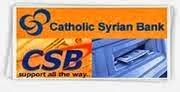 Catholic Syrian Bank Careers 2013