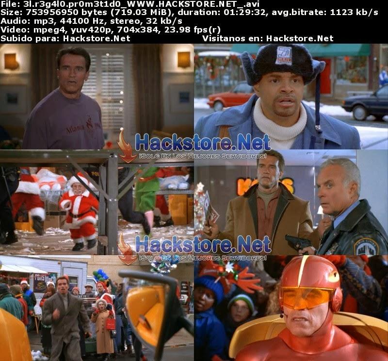 Captura El Regalo Prometido (1996) DVDRip Latino