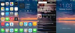 Barbagi Informasi & Pengalaman : Artikel & Tutorial -> Islami, Blogspot, Ubuntu, Windows, Games, News ,Cara Mengubah Tampilan Android Menjadi iPhone || iPear HD v.1.0.0.6, rezdown7