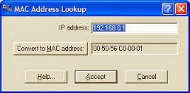 Mengganti MAC Address pada Linux Dan Windows