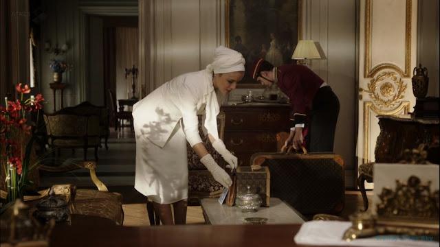 Sira Quiroga maletas Louis Vuitton. El tiempo entre costuras. Capítulo 6