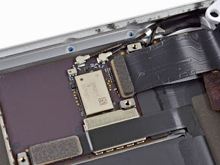 Internal Part of iPad 7.9-Inch Tablet